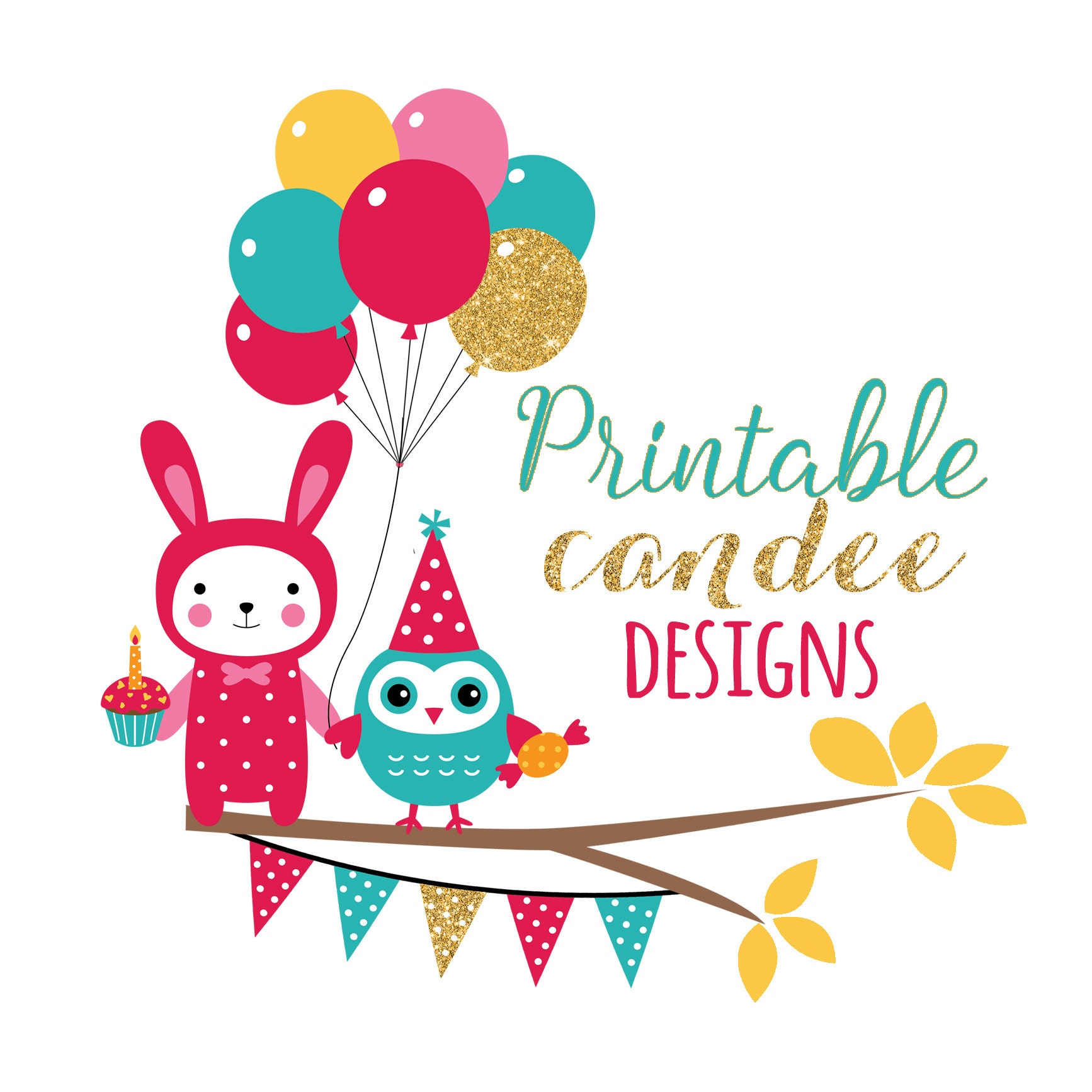 printable candee designs by printablecandee on etsy