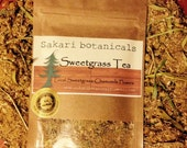 Sweetgrass Tea
