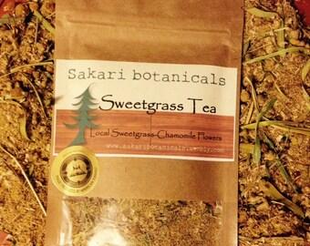 Sweetgrass Tea