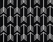 black arrow fabric 1 yard EXTRA wide