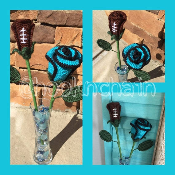 Other Team Sports: Carolina Panthers And Other Sports Team Inspired Crochet