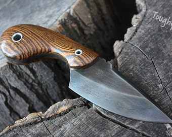 """Handcrafted FOF """"Toughy"""", hunting, defensive or working blade"""
