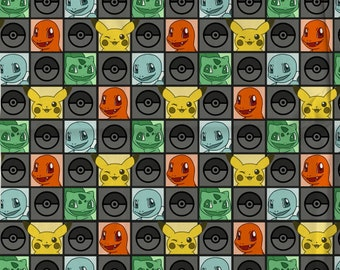 Pokemon Kanto Starters Bandana