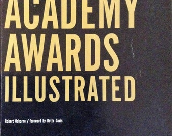 Book, Academy Awards Illustrated, 1965