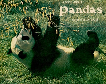A Book About Pandas by Ruth Belov Gross