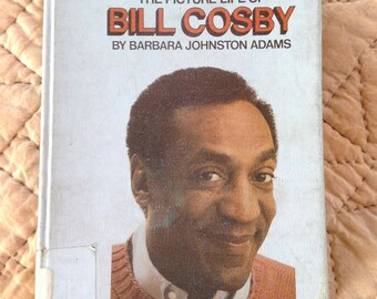 Biography Bill Cosby Book His Picture Life Celebrity Comedian Entertainer Television Star Childrens Library Book Collectible Kwanzaa Gift