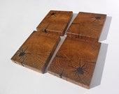 Wooden coasters, oak coasters