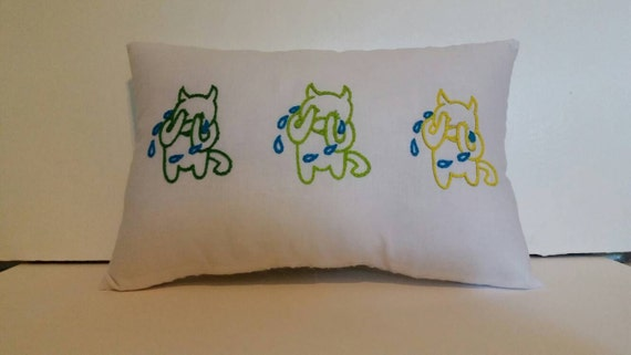 Radiohead Pillow