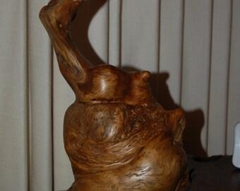 Natural Driftwood Sculpture, Large Amazing Shape