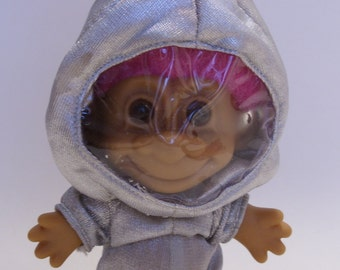 Astronaut Troll Doll by Russ Vintage 1980's