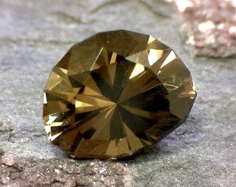 1.69ct Precision Cut Color Change Garnet from Tanzania