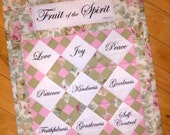 Custom Art Quilt - Quilted Wallhanging