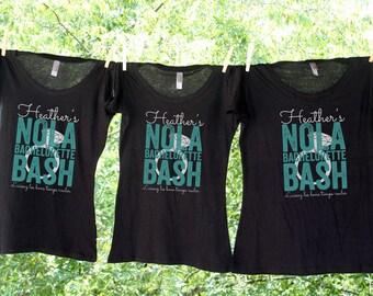 Nola bachelorette etsy for Bachelorette party ideas new orleans
