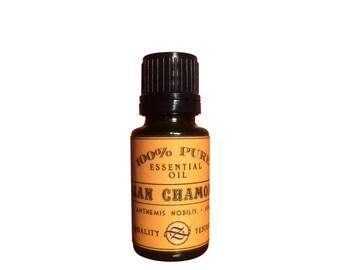 Chamomile, Roman Essential Oil,  Anthemis nobilis, USA  - 15 ml