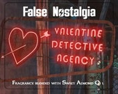 Valentine Detective Agency - Fallout inspired perfume fragrance - Nick