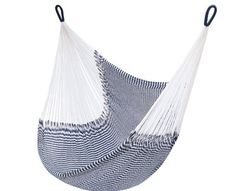 Hanging Chair Hammock - Beach Chic | Free Shipping from Yellow Leaf Hammocks