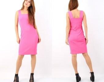 Vintage Elisa Cavaletti Pink Dress