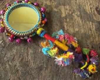 Tassel Mirror Decor Supply Camel Decoration Handmade Supply Keychain Decorating Supply Tassel Decor Gypsy Accessories Bohemian Fashion