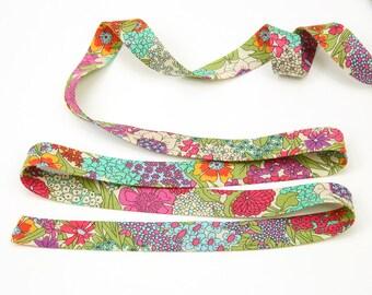 LB-CIAA5 // Liberty of London Tana Lawn Fabric Ciara A // Liberty Bias Binding // Liberty of London Bias Tape