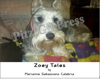 Book, Children's:  Zoey Tales