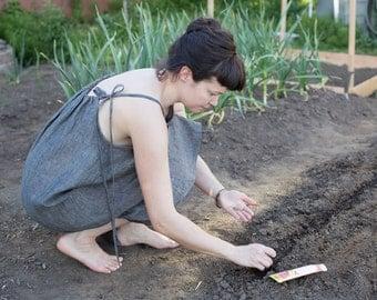 The Garden Dress - Lightweight, 100% Linen - Comfy & Cool - Perfect for Summer