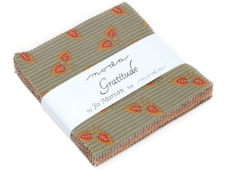 NEW - Gratitude Charm Pack by Jo Morton