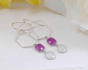 The Bertha Earrings