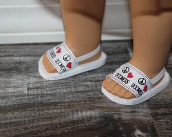 Sooner American girl doll shoes