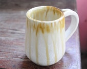 A beautiful brown mug