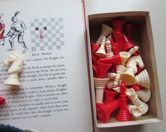 First Book of Chess with Chessman Beginner's Chess
