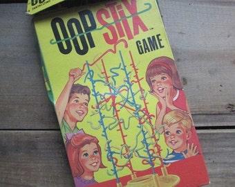 Oop Stix Game Vintage Transogram Gold Medal toys and Games