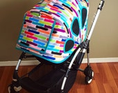Custom bugaboo breeze canopy can be made for Bee3, donkey or buffalo