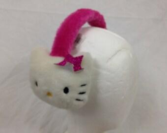 hello kitty ear muffs
