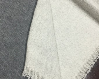 Heavy Organic Bamboo Fleece (HOBF)  Fabric by the yard  400gsm
