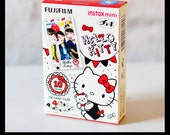 Fujifilm Instax Mini Hello Kitty (10 shots) works with Instax 7s, 25, 8, 90 & Lomo Instax Camera