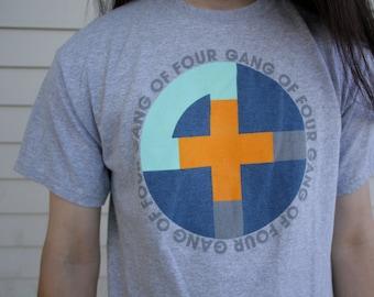 Gang of Four Tour Tshirt