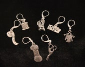 Craft Themed Stitch Markers