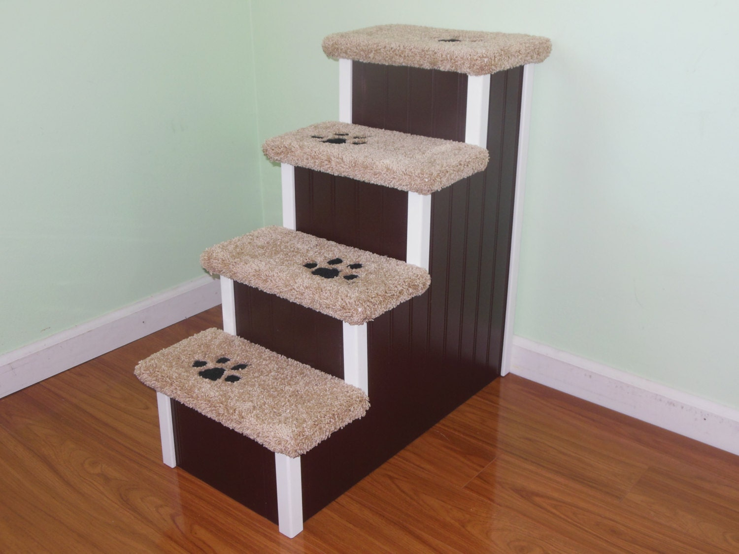 Pet Steps For Dogs, Dog Stairs, 30 High Puppy Stairs, Pet Furniture, Pet  Stairs, Dog Lovers, Small Dogs, Toy Dogs, Miniature Dogs, Handmade