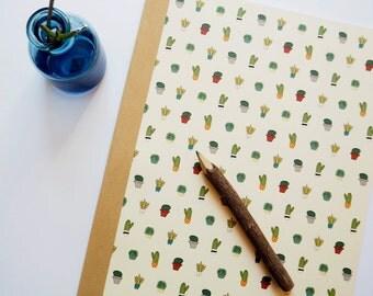 Notebook environmentally friendly: