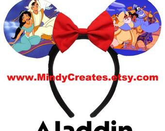 Aladdin Minnie Mouse Ears