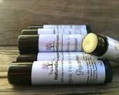 Raw Honey Peppermint Lip Balm, All Natural Beeswax Dry Lips Relieve Balm