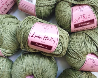 50% Off Mulberry Silk Louisa Harding DK Sprout Green 136 Yards