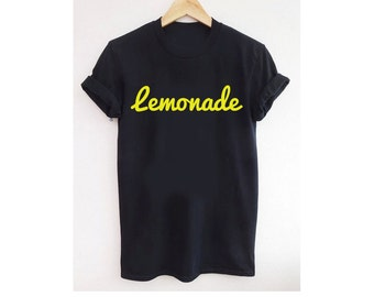 Lemonade,When life hands you Lemons,,Formation Tee, #lemonade ,Queen B, Winners Don't Quit on Themselves,Formation World Tour 2016,  Swag