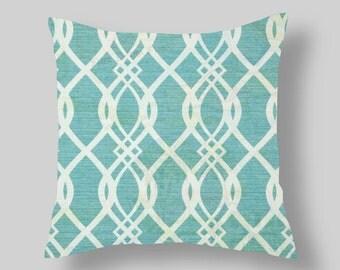 Pillows, Blue Pillow, Decorative Pillow  Indoor/outdoor   Pillow Covers, Decorative Pillows, Cushion, Pillows, Throw Pillow, Accent Pillow