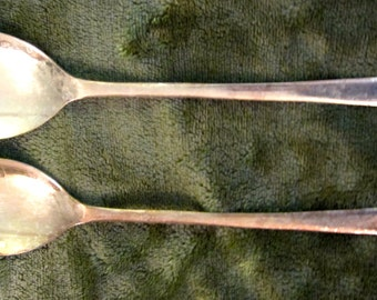 Vintage 1940's Silver Plated Serving Set Made in England