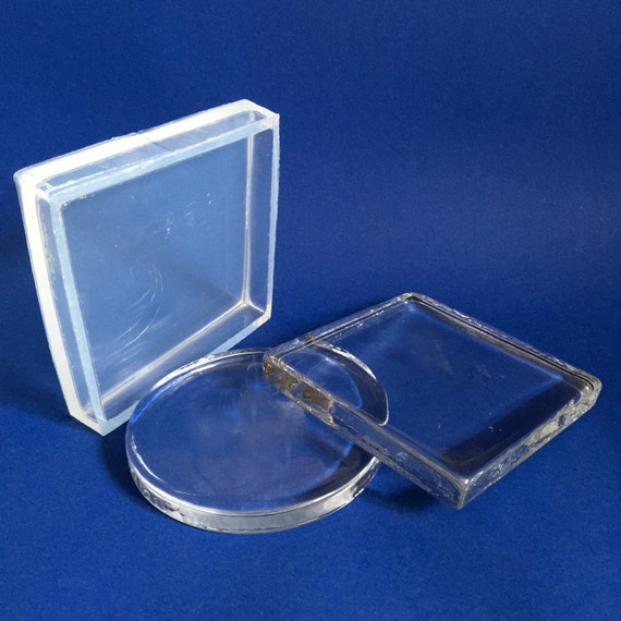 Mold Md119 Clear Silicone Mold For Large Tile Square Or