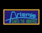 Artemis Saves the Universe Patch