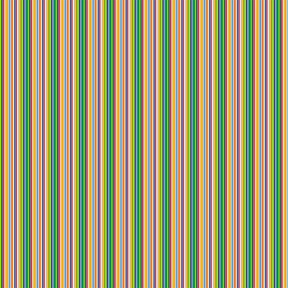 Connector Playmats Stripe Fabric Vertical Stripes In