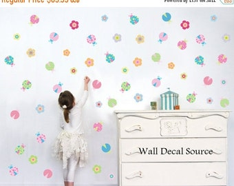 Unique Girl Wall Decals Related Items Etsy