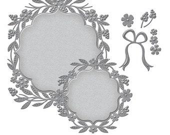 Spellbinders - Nestabilities - Deco Accents - Labels 50 Decorative Accents
